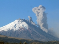 Outbreak of Cotopaxi